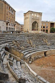 Lecce, Puglia, Italy  www.apuliadestination.com