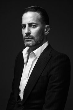 Marc Jacobs (1963) - American fashion designer.  Photo by Willy Vanderperre for the 2014 CFDA Awards