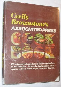 Cecily Brownstone's Associated Press Cookbook. by Cecily. Brownstone, http://www.amazon.com/dp/0679503358/ref=cm_sw_r_pi_dp_2lRcqb14Z22CA
