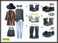 Dámská kolekce podzim/zima 2014 by Office Shoes