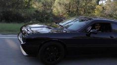 VADER (Blacked out Dodge Challenger)