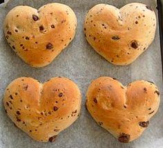 Cutie Honey Coco Bread (Japanese Recipe)