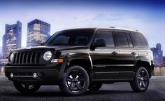 2017 Jeep Patriot - competitors