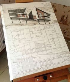 Nice project by Tag us to share your artworks Interior Architecture Drawing, Landscape Architecture Model, Architecture Portfolio Layout, Architecture Drawing Sketchbooks, Conceptual Architecture, Architecture Concept Drawings, Interior Design Sketches, Architecture Wallpaper, Architecture Design