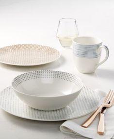Dinnerware Porcelain Villeroy /& Boch Pizza Plate Casale Blue//White 2 pack
