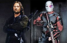 The Lord of the Rings (Suicide Squad Style!) << Oh Crap! Now gotta watch 12 hours of awesome again!