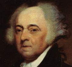 John Adams Gets Snarky About George Washington - http://www.newenglandhistoricalsociety.com/john-adams-gets-snarky-george-washington/