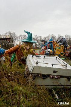 » Carnival Graveyard UrbEx | Forgotten & Abandoned More