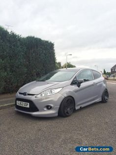 Ford Fiesta 2012 (62) Zetec s 1.6 low miles slightly modified  ford   ef2866c058