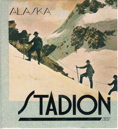 Alaska Stadion 7:Inch