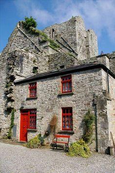 Roscommon, Ireland.