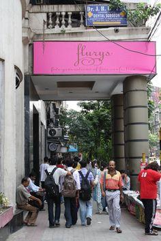 Flury's, Kolkata: the best melted ice cream in India