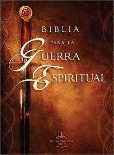 Biblia Para La Guerra Espiritual RVR 1960 Enc Dura Spiritual Warfare