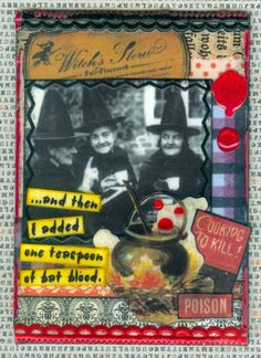 Swapping Recipes ATC
