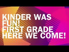 "Kinder Graduation Song ""What Makes You Beautiful"" Parody by Betty Cortez featuring Greta C. - YouTube"