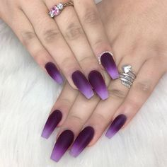Colorful Combinations for Ombre Nails For Any Occasion ★ See more: https://naildesignsjournal.com/ombre-nails-colorful-combinations/ #nails