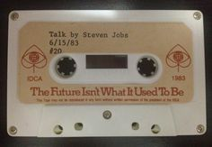 Uncovered: Steve Jobs Predicts iPad, App Store, and Wireless Networking in 1983 - The Airspace Steve Jobs Speech, Design Innovation, Vintage Furniture Design, Design Fields, Working On It, 21st Century, Creative Design, Design Conference, App Store