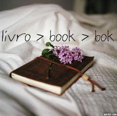 livro > book > bok