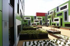 South Essex College Student Accommodation | Trespa