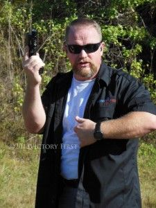 Concealed Carry with Matt Jacques of Victory-First