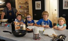 Family Vacation in Tuscany Tips | Cooking Class in Tuscany, Italy with Kids | Al Gelso Bianco Cooking Class Photos and Review