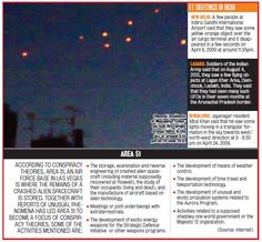 It's a Bird... It's a Plane...It's a UFO! Rumours of Alien Sightings in Karnataka - The New Indian Express