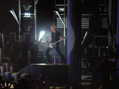 2010 Nickelback concert Las Vegas. Was Awesome Nickelback playing with Three Days Grace. :)