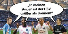 HSV-SPRÜCHE-QUIZ  ... nur der HSV !!