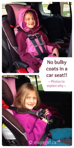 This is a timely safety reminder about winter coats and car seats from @Wendy Felts Felts Silva. Make sure your kids are safe, and take care in the colder weather to ensure they are buckled in nice and snugly. Wendy - author of this blog post - is a certified car seat technician and *knows* what she's talking about! Please read and share. Thanks!  #carseatsafety