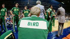 Boston Celtics: Enjoy these 13 times the great Larry Bird was just a ruthless bastard Larry Bird, Cleveland, Celtics Gear, Dan Patrick, Muscle, Boston Sports, Nba News, Love And Basketball, Sports Figures