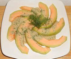 Chef JD's Southwestern Cuisine: Temptation Melon with Desert Wildflower Honey Dill...