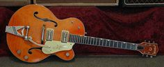 Gretsch 6120 Hollowbody 1961 Guitar