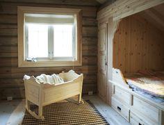 Tradisjonsrikt i tømmer | Hyttemagasinet