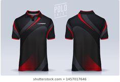 Sport Shirt Design, Sports Jersey Design, Football Shirt Designs, Football Shirts, T Shirt Polo, Sport T Shirt, Motif Polo, Badminton Logo, T Shirt Design Template