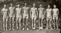 """In praise of the Crew.an Easter Sunday Rowing Pictorial.no jokes about Ivy League """"endowments"""" please ; Rowing Team, Rowing Crew, Team Photos, Old Photos, Sports Photos, Vintage Photographs, Vintage Photos, Victorian Photos, Anime Girls"""