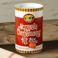 DIY Mozzarella and Chevre Cheesemaking Kit | Overstock™ Shopping - The Best Prices on Homemade Kit