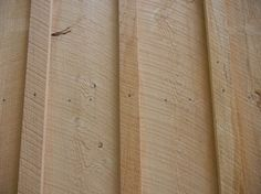 The proper way to install board & batten siding.