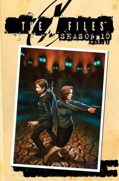 The X-Files Season 10, Volume 1