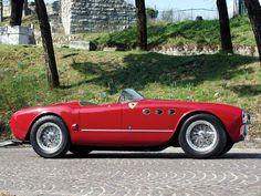 Ferrari 225 Sport Spider 'Tuboscocca' de Carrozzeria Vignale  (1952)
