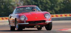 For Sale: Steve McQueen's 1967 Ferrari 275 GTB/4 - Airows