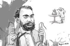 Schweden, die Heimat von Pipi Langstrumpf und Alfred Nobel, dem Erfinder des Dynamits. :D