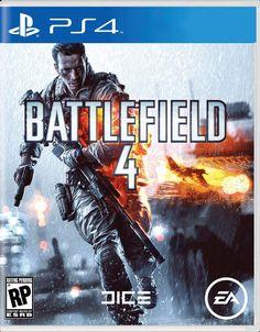 PS4 - Battlefield 4  http://www.amazon.com/Battlefield-4-PlayStation/dp/B00CXCCFSI/ref=sr_1_1_title_2?s=videogames=UTF8=1371414026=1-1=battle+field+4
