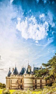 Chateau de Chaumont, Loire Valley Castles, France