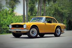 1972 Triumph at auction - Hemmings Motor News Vintage Auto, Vintage Cars, British Sports Cars, Import Cars, Cars And Motorcycles, Cars For Sale, Dream Cars, Classic Cars, Exotic