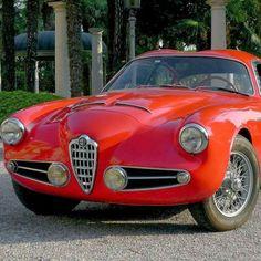 Alfa Romeo 1900 Sprint Touring Zagato