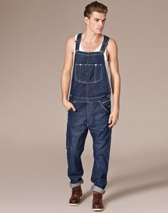 Maybe this is why overalls aren't catching on so well.