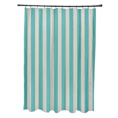 e by design Striped Shower Curtain | AllModern