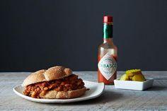 Vegan Lentil Sloppy Joes recipe: Easy, filling, and inexpensive.