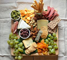 Epic Cheese Board - Love & Food ForEva