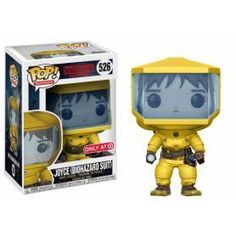 Brand: Funko Features: The newest season of the Netflix original series Stranger Things is finally here! Details: The newest season of the Netflix original series Stranger Things is finally here! We have a brand new series of Pop! Stranger Things Saison 1, Stranger Things Funko Pop, Stranger Things Funny, Stranger Things Netflix, Funko Pop Dolls, Figurines Funko Pop, Pop Vinyl Figures, Funko Pop Figures, Biohazard